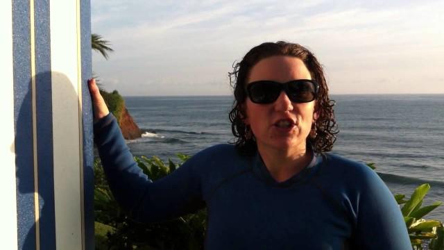 Aloha from Hawaii Beginner Surf/SUP on Big Island!