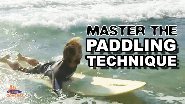 Surfing Tutorial: Improving your Paddling Part 2