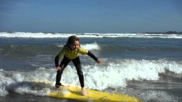 27th April 2014 Surf Lessons