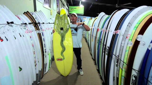 Strive Classic Fish Surfboard Review