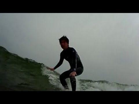 20140413 LONGBOARD SURF ADIXXION Delkin Fat Gecko