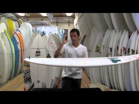 Tangent & Proton Channel Islands Surfboard Review
