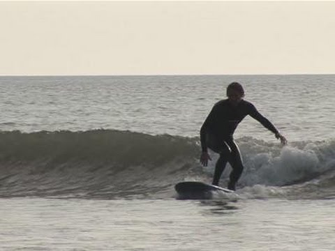 How To Catch A Wave When You Surf