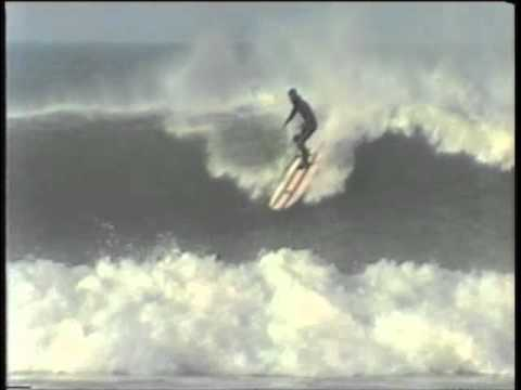 Longboard Surfing Movie:  Dances With Waves – Part 1