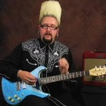 Surf guitar lesson tremelo picking ala Dick Dale Ventures
