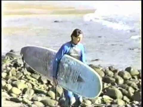 Longboard Surfing Movie:  Ride Like The Wind – Part 2