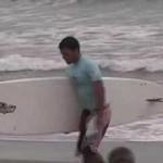 Banana Boat Longboard Surf Contest Semifinal #2