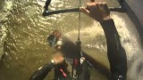 Camber Kitesurfing Kite buggy and Mountain Board Video
