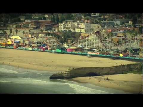 Santa Cruz County Surfing