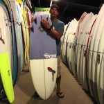 Stretch Super Buzz Surfboard Review from REAL