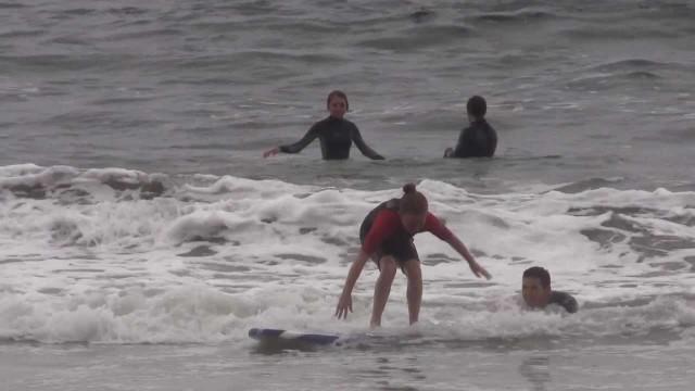 Surfing Santa Cruz – LaSelva Surf Lesson