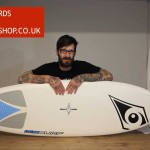 Bic 5'10 Fish Surfboard Review