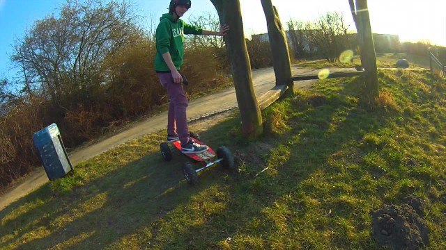 Longboarding / Skateboarding: FiiK E-Boards – Big Daddy & Street Surfer Session