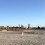 First kitesurfing lesson