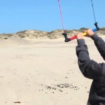 Learn to Kiteboard: How to Fly a Kiteboarding Trainer Kite
