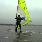 Beginners Windsurfing Lessons – Windsurf Start Position & Sailing Position