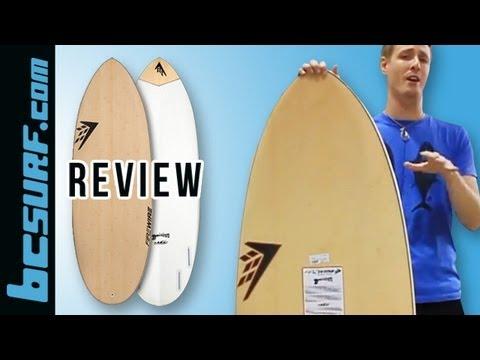 Firewire Sweet Potato Surfboard Review –  BCSurf.com