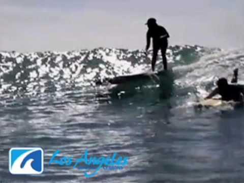 Los Angeles Surf Lessons school