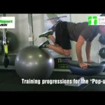 Fit2surf Training Series – Advanced Gym Based Exercise Progressions for the 'Surfers Pop Up'.