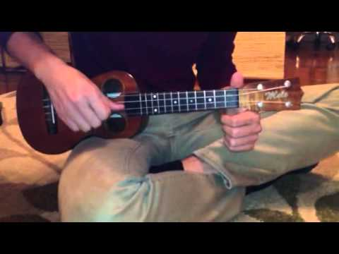 Makaiah Ukulele Lesson -Advanced 16th Notes and Triplets-