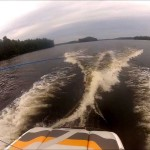 Backflip Fails Wake Surfing