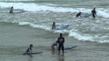 Surfing lessons 5 11 11 1
