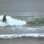Girls Surfing Final and Groms at NSSA Oceanside Harbor 2014