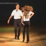 Modern Jive  Intermediate-Complete Dance Lesson-Jivemecrazy