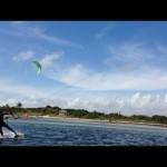 Kitehood Kiteboarding Lessons 3 – Toe side