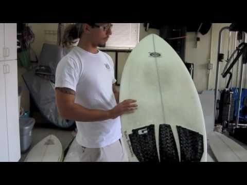Choosing a Beginner Surfboard