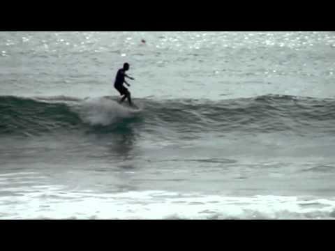bali medewi longboard style