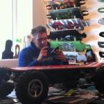 Longboard Lessons – Product review: Skatey 800W E-Skateboard [German]