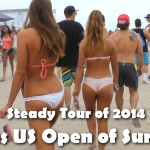 [HD] Tour of 2014 Vans U.S Open of Surfing – Steadicam Tour – Huntington Beach, CA