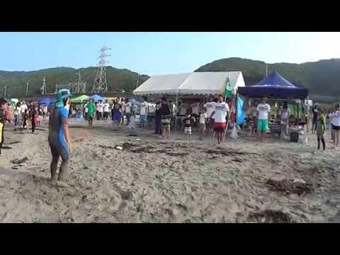 2014 ISONOURA vol.3 11th ISONOURA Kids Surfing Contest