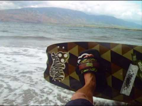 Kiteboarding Lesson: Move Your Back Heel Back to go Upwind Faster