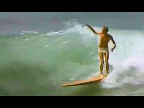 """Surfing: """"Riders of the California Surf"""" 1947 Hermosa Pix"""