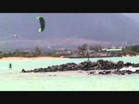 Kite Surfing Maui !!