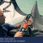 ISAF Kite rescue packdown