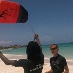 Mutiny Beach Cottage, Jamaica – Kiteboarding / Kitesurfing