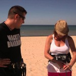 Outside Explorer gets a lesson in Kiteboarding from MACkiteboarding
