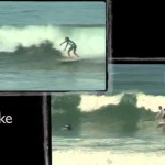 Foam Climb (regular foot). From 110% Surfing Techniques Vol 2 DVD.