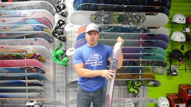 How To Choose The Right Snowboard- The Best Snowboards for Beginners