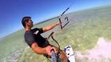 Kitesurfing 2014 Shark Bay Western Australia