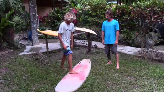 Improve Surfing Turns – Utilize Your Compression