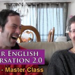 Real English Conversation & Fluency Training – Music & Movement – Master English Conversation 2.0