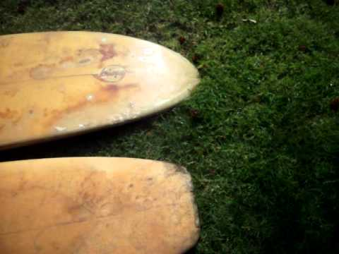 Hollywood, California 1960′s and 70′s surfboards for rent, hire & sale