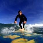 Surf Longboard Lacanau 2012 HangFive