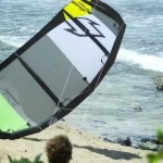 2012 North Kiteboarding Kitesurfing Rebel Kite