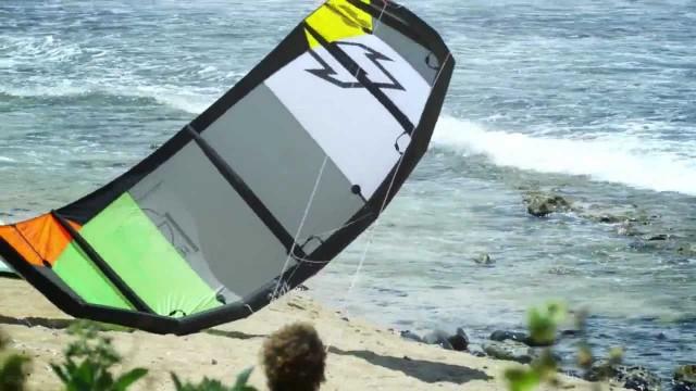 2012 North Kiteboarding Kitesurfing Rebel Kite