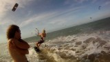 Kite surfing – Brazylia 2011